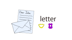 letter-word