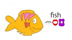 001fish-word