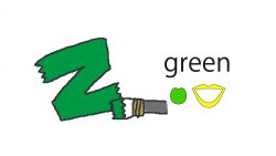 green-word