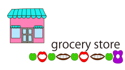 grocery-store-word
